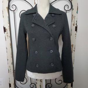 Aeropostale grey blazer jacket small